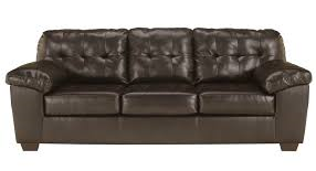 Chocolate-Durablend-Sofa-85x37x