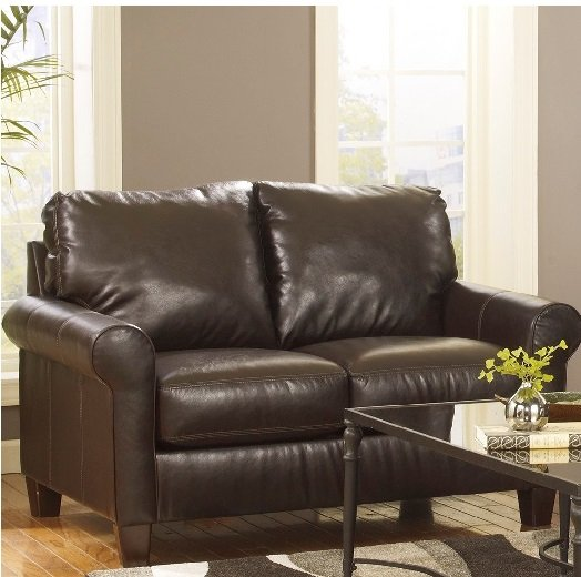 Leather Loveseat Leather Chairs  Rent by Item New Image Leasing. Lease To Buy Accent Chairs Denver   penncoremedia com